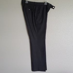 Kenneth Cole Dark Gray Slacks